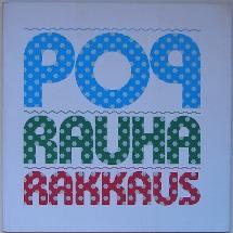 Pop Rauha Rakkaus Cover