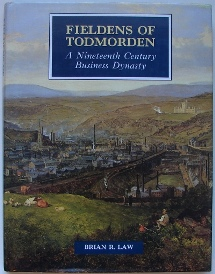 The Fieldens of Todmorden Cover