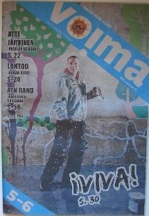 Voima Cover