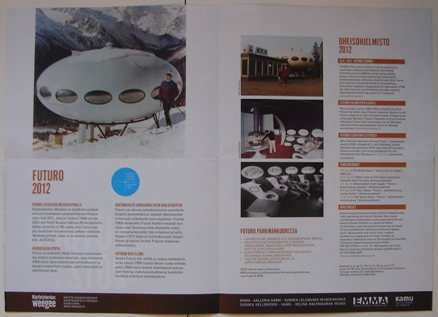 Finnish WeeGee Exhibition Brochure 2012 Inside