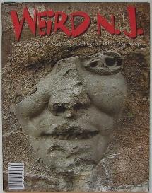 Weird N.J. #21 Cover
