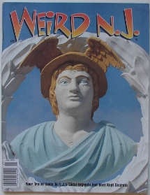 Weird N.J. #22 Cover