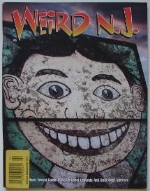 Weird N.J. #23 Cover