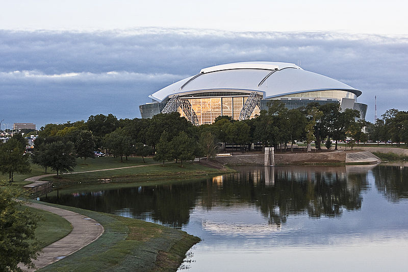 Cowboys Stadium, Arlington, TX