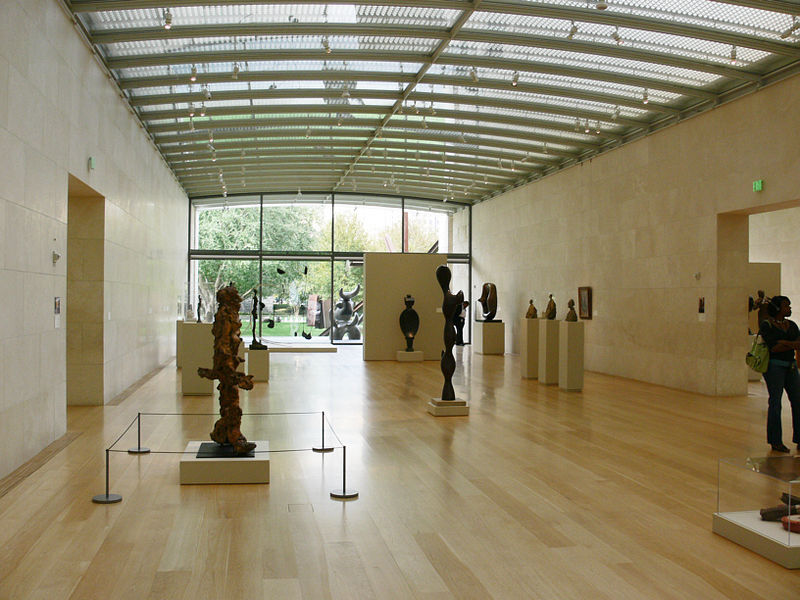 Nasher Sculpture Center, Dallas, TX